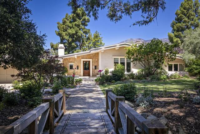 533 Las Fuentes Dr, Montecito, CA 93108 (MLS #20-2624) :: The Zia Group