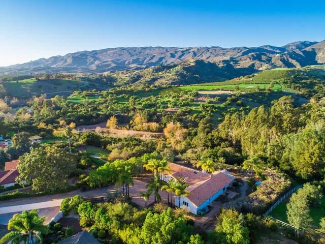 1022 Via Los Padres, Santa Barbara, CA 93111 (MLS #20-2626) :: Chris Gregoire & Chad Beuoy Real Estate