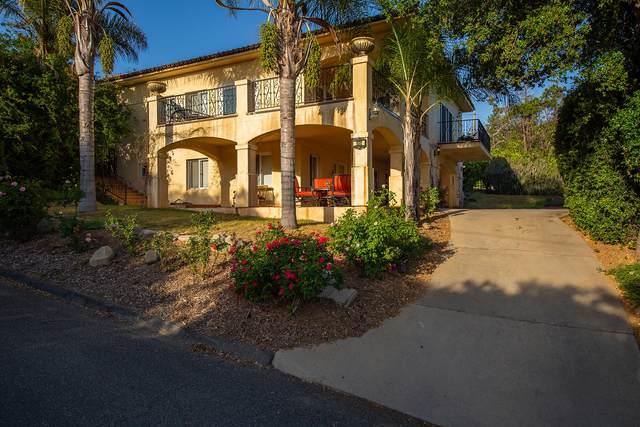 920 El Centro St, Ojai, CA 93023 (MLS #20-2630) :: Chris Gregoire & Chad Beuoy Real Estate