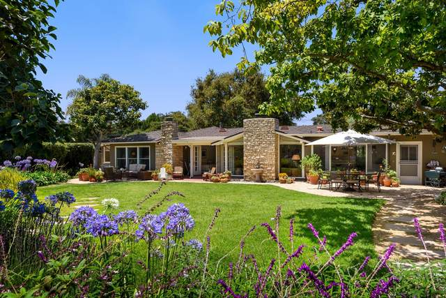 214 Middle Rd, Montecito, CA 93108 (MLS #20-2633) :: Chris Gregoire & Chad Beuoy Real Estate