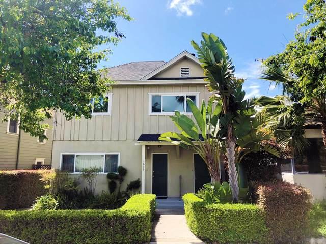 1615 Garden St, Santa Barbara, CA 93101 (MLS #20-2639) :: Chris Gregoire & Chad Beuoy Real Estate
