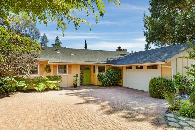 783 Calabria Dr, Santa Barbara, CA 93105 (MLS #20-2654) :: Chris Gregoire & Chad Beuoy Real Estate