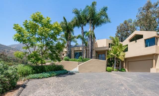2891 Hidden Valley Ln, Santa Barbara, CA 93108 (MLS #20-2684) :: Chris Gregoire & Chad Beuoy Real Estate