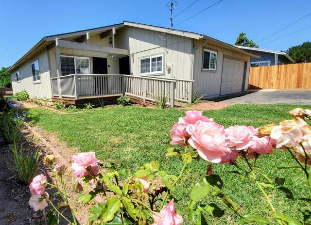 5031 Foothill Rd, Carpinteria, CA 93013 (MLS #20-2687) :: The Zia Group