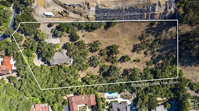 363 Woodley Rd, Santa Barbara, CA 93108 (MLS #20-2748) :: The Zia Group