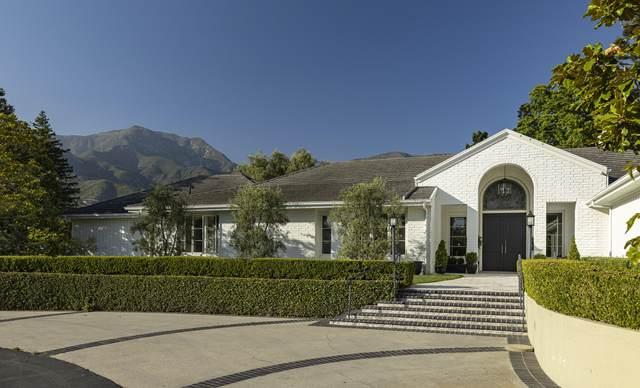 1180 Fife Ln, Santa Barbara, CA 93108 (MLS #20-2765) :: Chris Gregoire & Chad Beuoy Real Estate