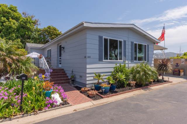 3950 Via Real #208, Carpinteria, CA 93013 (MLS #20-2771) :: Chris Gregoire & Chad Beuoy Real Estate