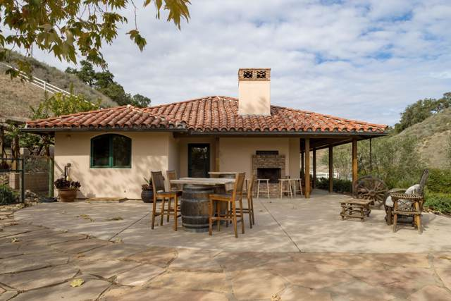 2701 Pepper Tree Ranch Rd, Santa Ynez, CA 93460 (MLS #20-280) :: The Epstein Partners