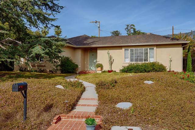 3224 Calle Mariposa, Santa Barbara, CA 93105 (MLS #20-283) :: The Zia Group