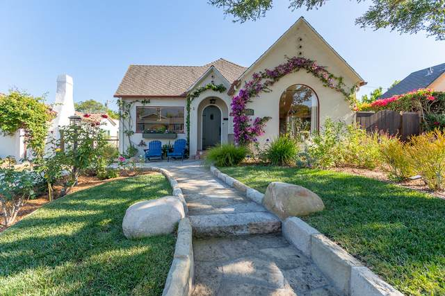 3083 Calle Pinon, Santa Barbara, CA 93105 (MLS #20-2836) :: The Zia Group