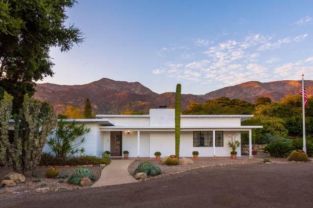 696 Romero Canyon Rd, Montecito, CA 93108 (MLS #20-2837) :: The Zia Group