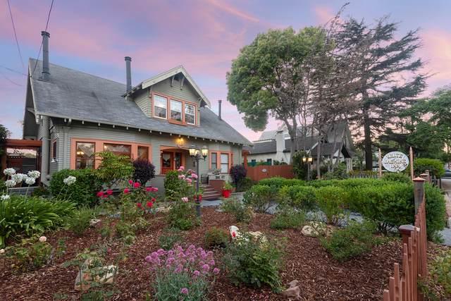 1327 Bath Street, Santa Barbara, CA 93101 (MLS #20-2841) :: The Zia Group