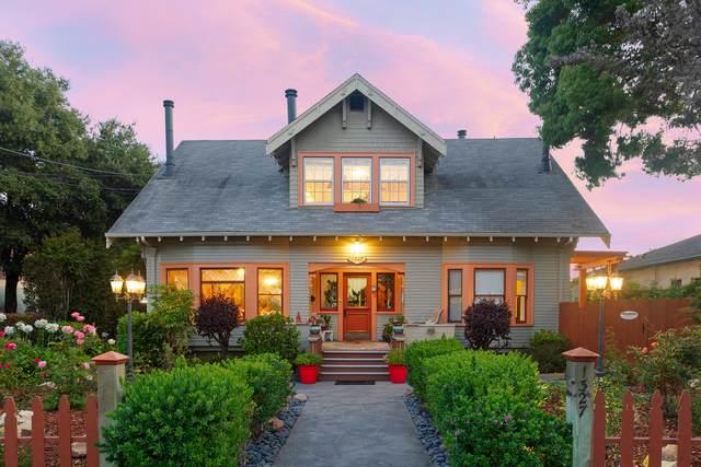 1327 Bath Street, Santa Barbara, CA 93101 (MLS #20-2844) :: The Epstein Partners