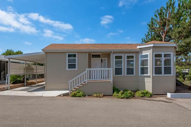 4025 State St #69, Santa Barbara, CA 93110 (MLS #20-2848) :: Chris Gregoire & Chad Beuoy Real Estate