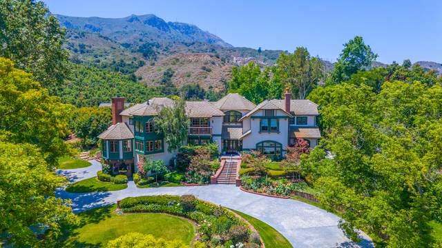 20220 S Mountain Rd, Santa Paula, CA 93060 (MLS #20-2849) :: The Epstein Partners