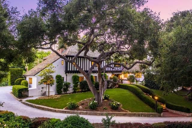 1321 School House Rd, Montecito, CA 93108 (MLS #20-2854) :: The Zia Group