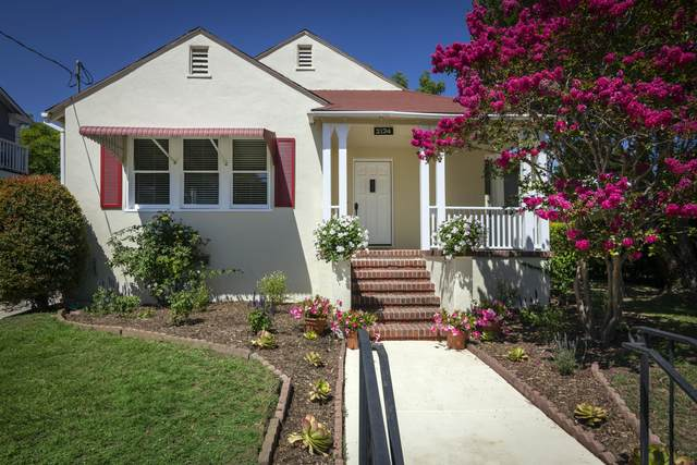 2124 State St, Santa Barbara, CA 93105 (MLS #20-2859) :: The Zia Group