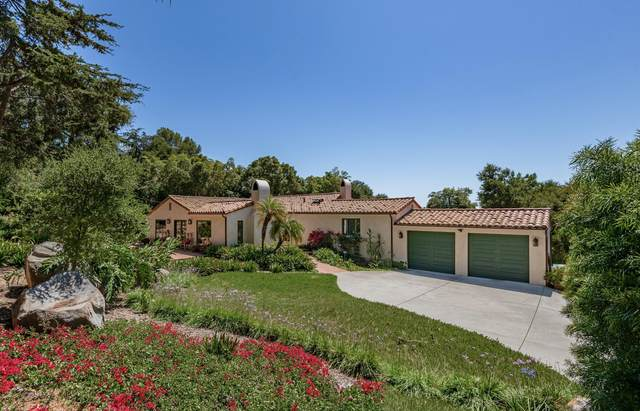 1201 Cima Linda Ln, Montecito, CA 93108 (MLS #20-2871) :: Chris Gregoire & Chad Beuoy Real Estate