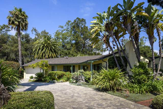 121 N Ontare Rd, Santa Barbara, CA 93105 (MLS #20-2880) :: The Zia Group
