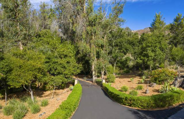 805 Toro Canyon Rd, Santa Barbara, CA 93108 (MLS #20-290) :: Chris Gregoire & Chad Beuoy Real Estate