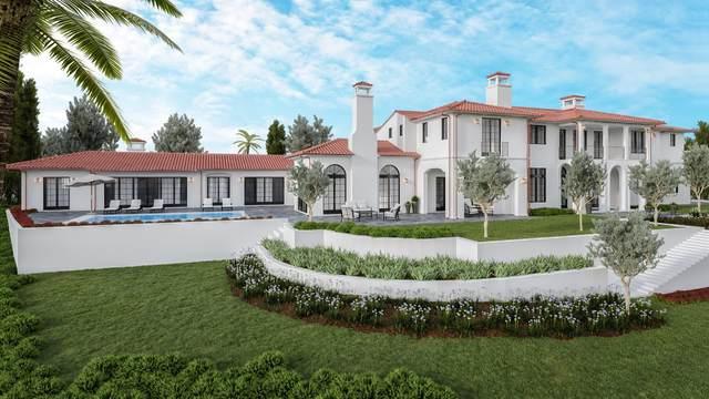 1119 Alston Rd, Montecito, CA 93108 (MLS #20-2905) :: The Epstein Partners