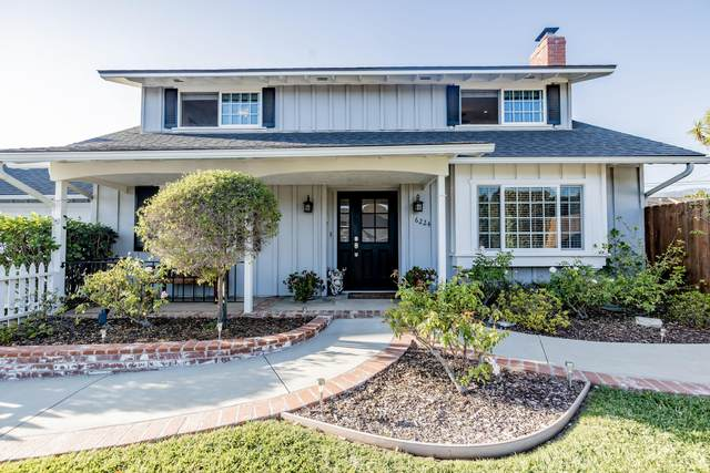 6224 Cathedral Oaks Rd, Goleta, CA 93117 (MLS #20-2919) :: The Zia Group