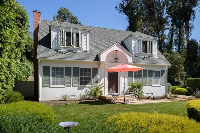 727 Alston Road, Santa Barbara, CA 93108 (MLS #20-2920) :: The Epstein Partners
