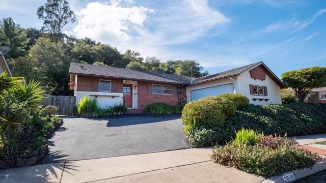 2535 Hacienda Dr, Santa Barbara, CA 93105 (MLS #20-293) :: Chris Gregoire & Chad Beuoy Real Estate