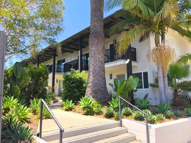 55 Ocean View Ave, Santa Barbara, CA 93103 (MLS #20-2941) :: The Epstein Partners