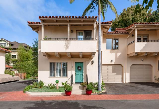 1524 Olive St #2, Santa Barbara, CA 93101 (MLS #20-2948) :: The Zia Group