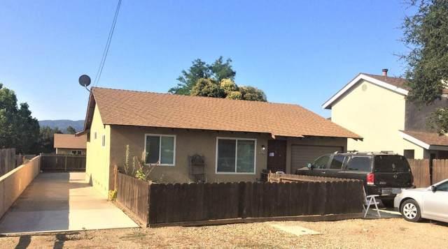 3670 Tivola St, Santa Ynez, CA 93460 (MLS #20-2959) :: The Epstein Partners