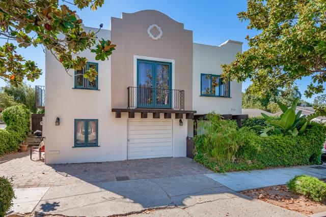 215 W Constance Ave, Santa Barbara, CA 93105 (MLS #20-2962) :: The Epstein Partners