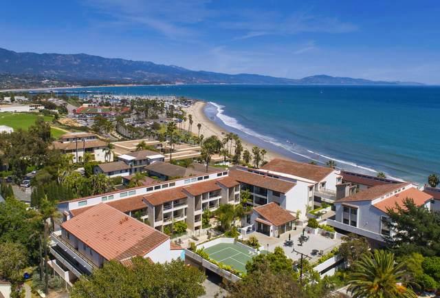 66 Barranca Ave #4, Santa Barbara, CA 93109 (MLS #20-2963) :: The Zia Group
