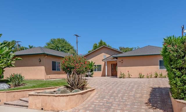 570 Ronda Dr, Santa Barbara, CA 93111 (MLS #20-2966) :: The Epstein Partners
