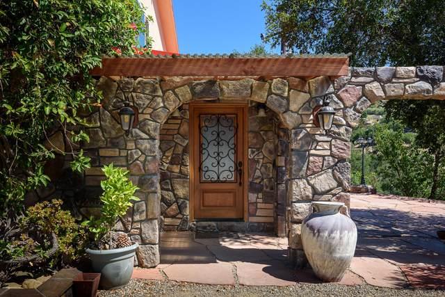 5655 W Camino Cielo, Santa Barbara, CA 93105 (MLS #20-2977) :: The Epstein Partners