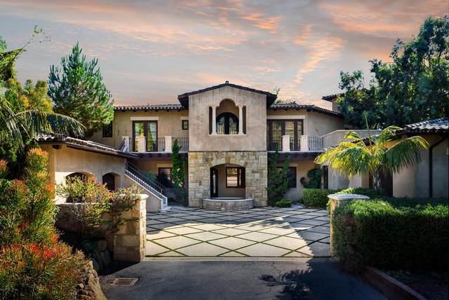 3091 Hidden Valley Ln, Santa Barbara, CA 93108 (MLS #20-2983) :: The Epstein Partners