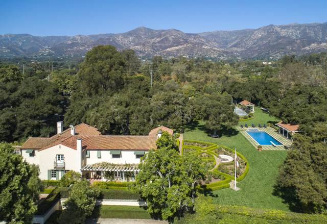 1530 Mimosa Ln, Montecito, CA 93108 (MLS #20-300) :: Chris Gregoire & Chad Beuoy Real Estate