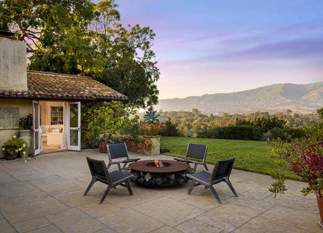 4242 Cresta Avenue, Hope Ranch, CA 93110 (MLS #20-3007) :: Chris Gregoire & Chad Beuoy Real Estate