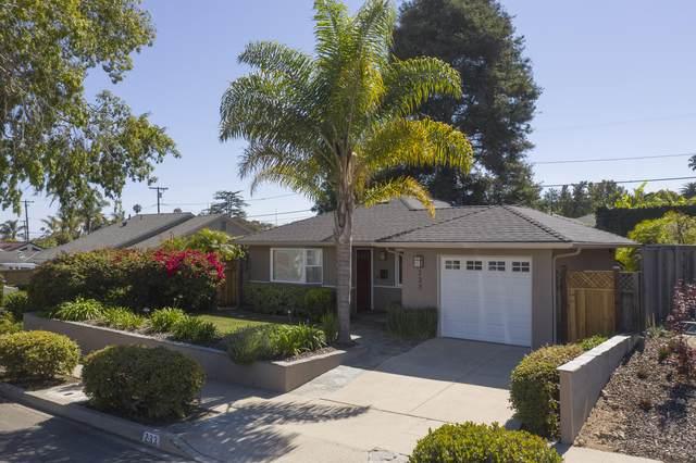 233 San Nicolas Ave, Santa Barbara, CA 93109 (MLS #20-3008) :: The Zia Group