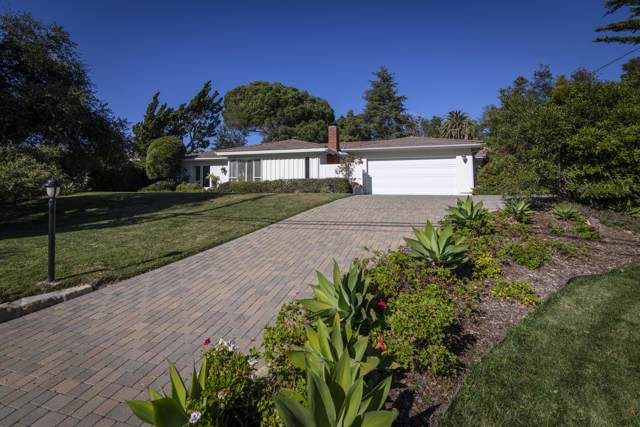 511 Alston Rd, Santa Barbara, CA 93108 (MLS #20-301) :: The Epstein Partners