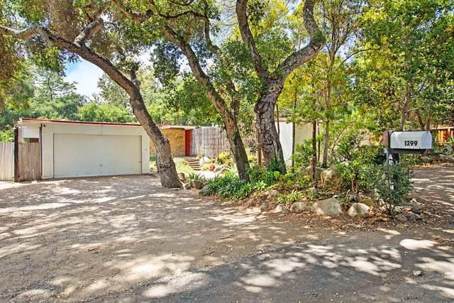 1399 Greenworth Pl, Santa Barbara, CA 93108 (MLS #20-3027) :: The Epstein Partners
