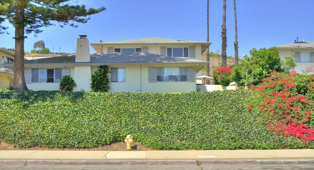 7560 Cathedral Oaks Rd #12, Goleta, CA 93117 (MLS #20-3033) :: The Epstein Partners