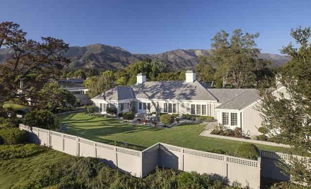 475 Crocker Sperry Dr, Santa Barbara, CA 93108 (MLS #20-3038) :: The Epstein Partners