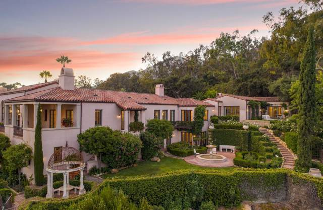 1050 Cold Springs Rd, Montecito, CA 93108 (MLS #20-305) :: Chris Gregoire & Chad Beuoy Real Estate