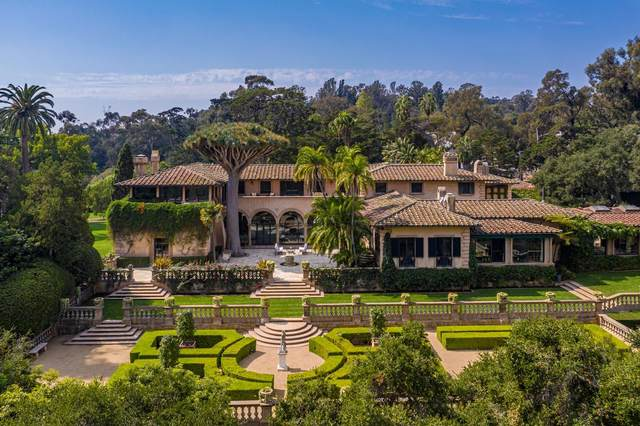 2845 Sycamore Canyon Rd, Montecito, CA 93108 (MLS #20-3070) :: The Zia Group