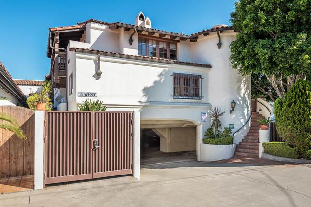 15 W Arrellaga St #4, Santa Barbara, CA 93101 (MLS #20-3077) :: The Epstein Partners