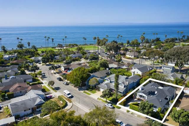 201 Los Alamos Ave, Santa Barbara, CA 93109 (MLS #20-3082) :: The Zia Group