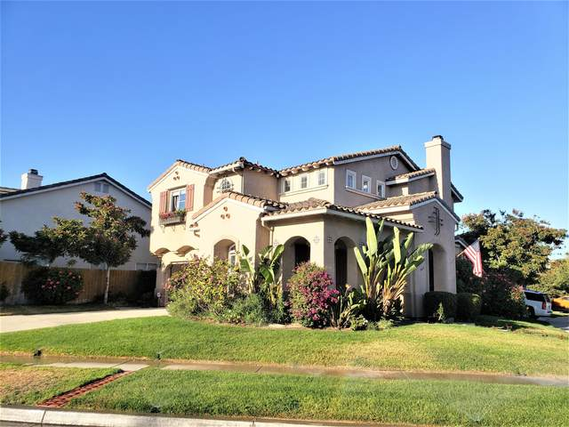 907 Francis Ln, Santa Maria, CA 93455 (MLS #20-3132) :: The Epstein Partners