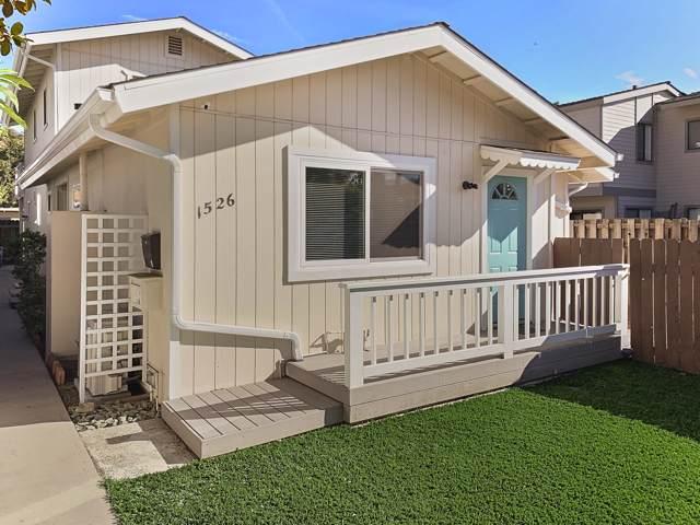 1526 San Andres St, Santa Barbara, CA 93101 (MLS #20-314) :: The Epstein Partners
