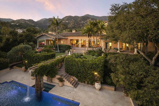 1260 E Mountain Dr, Montecito, CA 93108 (MLS #20-3143) :: Chris Gregoire & Chad Beuoy Real Estate